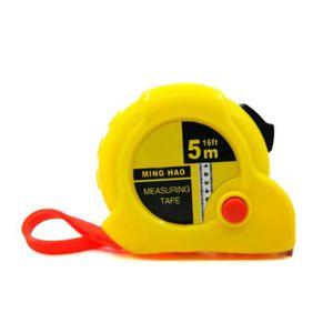 Rolson Tools 7.5 m ruban à mesurer mesure Auto Lock jaune