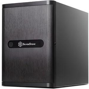 BOITIER PC  SilverStone SST-DS380 - Stockage de boîtiers Mini-