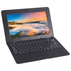 NETBOOK Ordinateur Portable Android Netbook PC 10,1 pouces