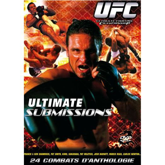 DVD Ufc : ultimate submissions