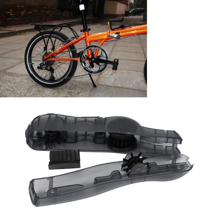 Vélo nettoyeur à chaine portable nettoyeur brosse lave linge outil-MLC70620351_4103