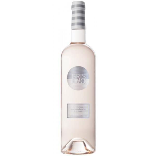 6x Gérard Bertrand - Gris Blanc - Magnum 3L - Pays d'Oc - 2018 - Rosé