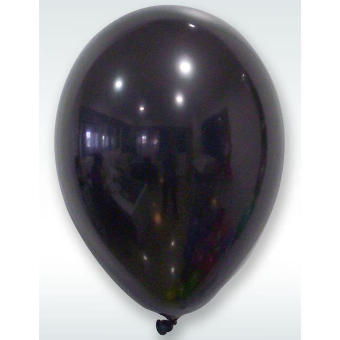 50 Ballons noirs