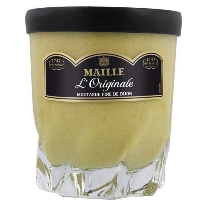 Moutarde fine de Dijon l'originale 280 g Maille