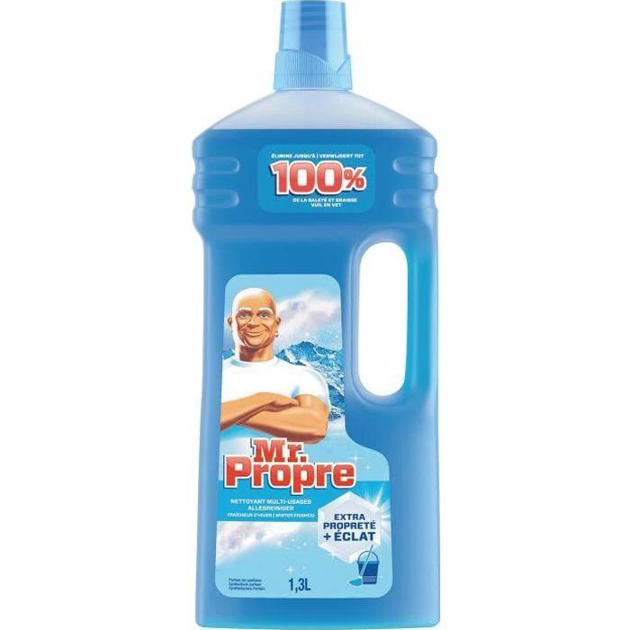 MR PROPRE Nettoyant liquide fraîcheur d'hiver - 1.3 L