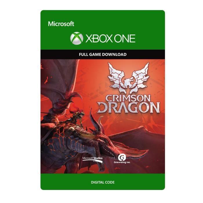 Crimson Dragon Jeu Xbox One à télécharger