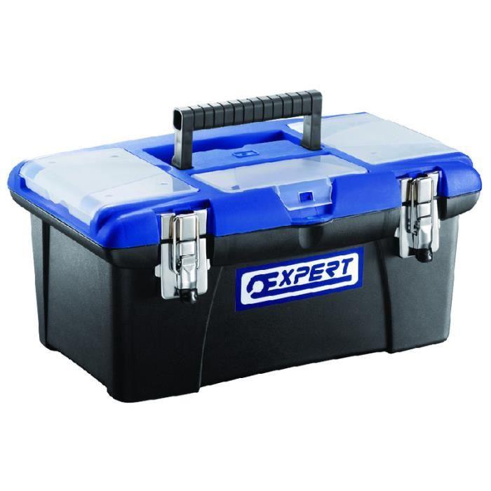 Caisse à outils cadenassable 16- Expert