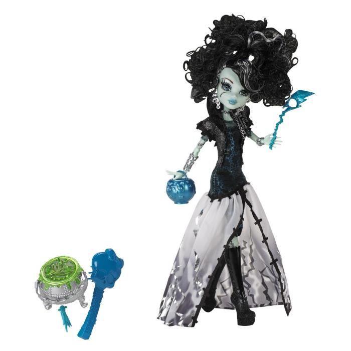 Monster High - BCH85 - Poupée - Halloween - Frankie