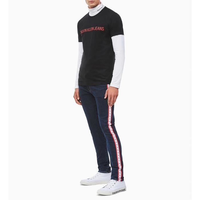 Polo - Calvin Klein - Tee-Shirt Calvin Klein
