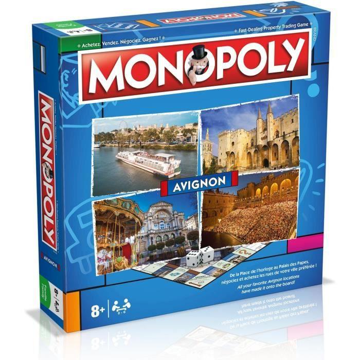 MONOPOLY AVIGNON - Jeu de société