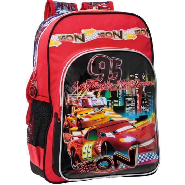 sac a dos enfant cars 40cm rouge achat vente sac dos sac a dos enfant cars 40cm. Black Bedroom Furniture Sets. Home Design Ideas