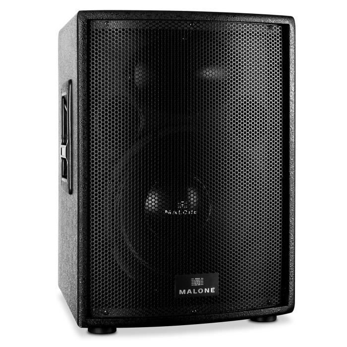 pw 12a t enceinte active 30cm 12 400w rms enceinte et. Black Bedroom Furniture Sets. Home Design Ideas