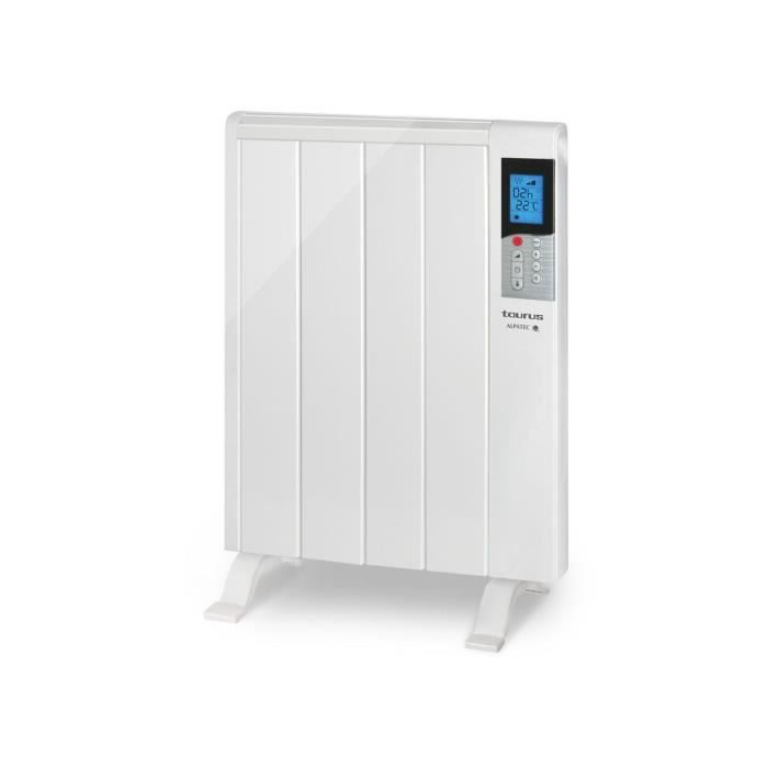 Radiateur /électrique /à inertie s/èche MALBORK 1200W