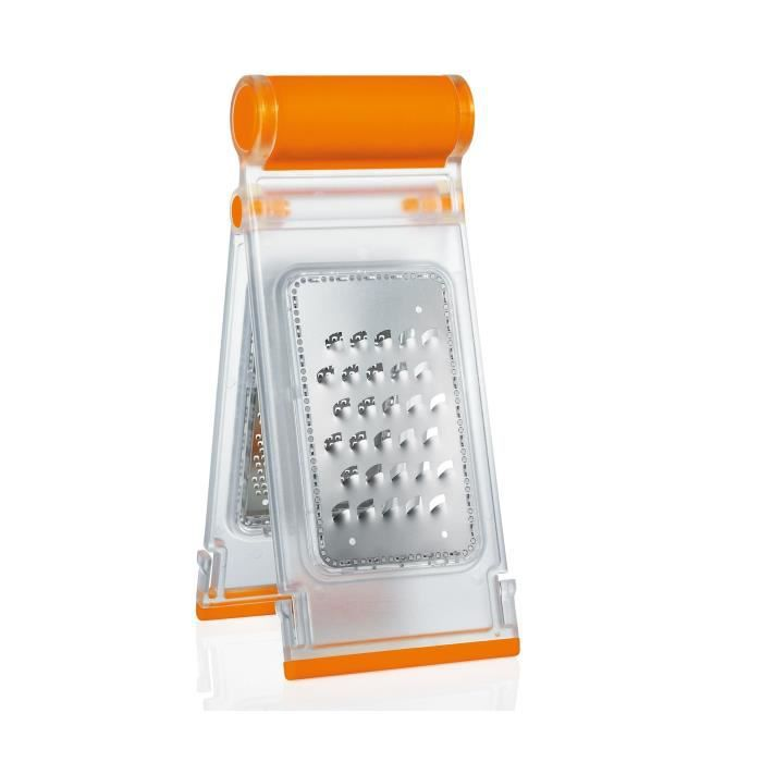 RÂPE Küchenprofi 1235101500 Râpe pliable Orange