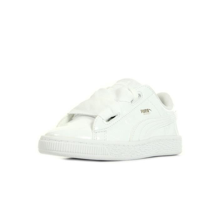 Baskets Puma Basket Heart Patent PS uPxpxgKI