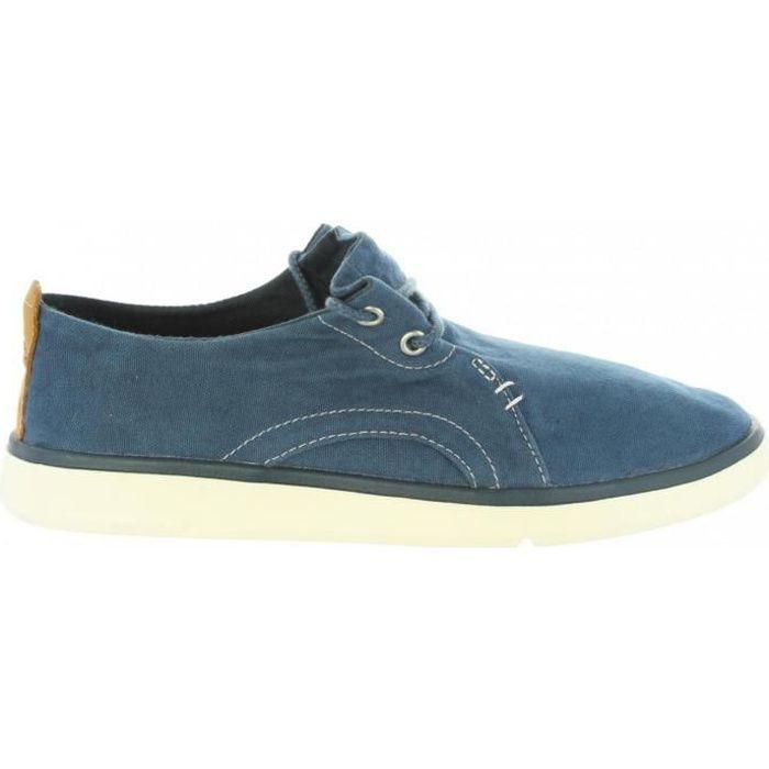 chaussure homme timberland bleu