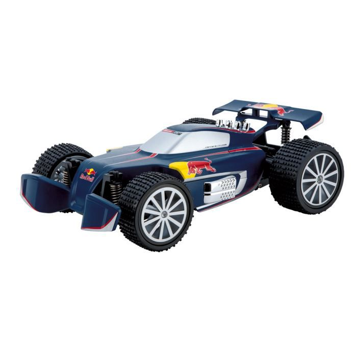 voiture radiocommand e 2 4ghz red bull buggy achat. Black Bedroom Furniture Sets. Home Design Ideas