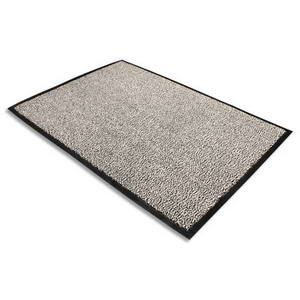 paillasson tapis d 39 accueil gris 100 polypropyl ne achat vente paillasson cdiscount. Black Bedroom Furniture Sets. Home Design Ideas