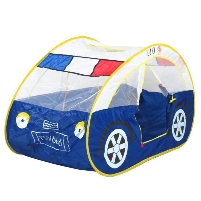 tente de jeu enfant tente balles voiture de police achat vente tente tunnel d 39 activit. Black Bedroom Furniture Sets. Home Design Ideas
