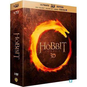 BLU-RAY FILM Blu-Ray 3D Le Hobbit - La trilogie - Ultimate Blu-