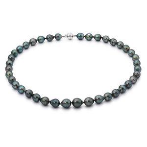 SAUTOIR ET COLLIER Adriana collier avec perles des tahiti Stella di N