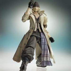 FIGURINE - PERSONNAGE Snow Villiers Final Fantasy XIII