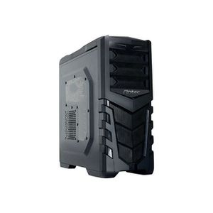 BOITIER PC  CASE MIDI ANTEC GAMER GX505 WINDOW - BLACK 0-76134