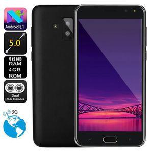 SMARTPHONE SMARTPHONE 5,0 pouces Caméra HD double Smartphone