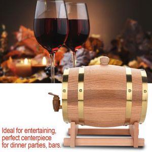 KIT DE BRASSAGE BIÈRE 3 litres Tonneau à vin en chêne distributeur vin e