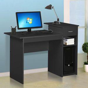 MEUBLE INFORMATIQUE Bureau Informatique Table d' ordinateur Modern Meu