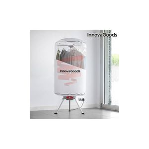 SÈCHE-LINGE Sèche-Linge Portable InnovaGoods 1000W Blanc-- V01