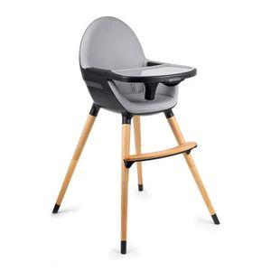 CHAISE HAUTE  KINDERKRAFT Chaise haute bébé évolutive - 2 en 1 -