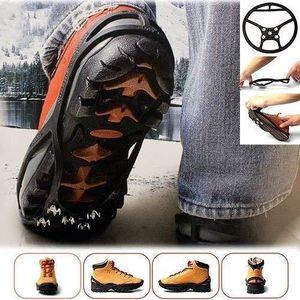 CRAMPON POUR GLACE Paire de Crampon Magic Spiker pour Chaussure Taill