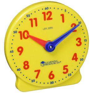 HORLOGE - PENDULE Learning Resources Horloge d'Apprentissage pour le