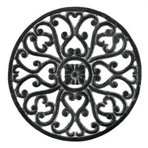 DESSOUS DE PLAT  Dessous de Plat Centre de Table Forme Ronde en Fon