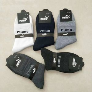 CHAUSSETTES 5 paires Chaussettes Hommes PUMA sport Coton  lois