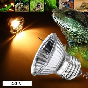 ÉCLAIRAGE E27 Ampoule de chauffage uva uvb pour reptile terr