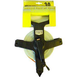PAPIER PEINT Mesure 30 Metres fibre de verre poignée plastique