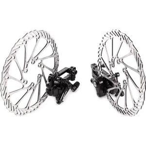 Frein Blocs JAGWIRE 2 Paires Cantilever vélo Rim Pads vélo avant et arrière Set