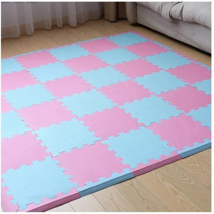Puzzles de sol WAJIEFD Tapis Mousse Enfant Enfants Bébé Rampant Plus Épais Tapis De Sol Domestique Chambre, 2 Tailles, 4 321413