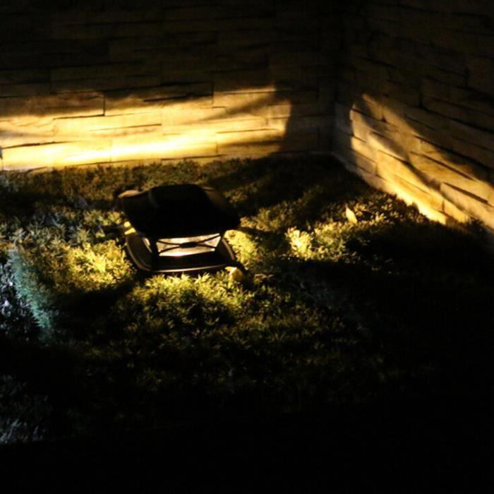 BANDE LED - RUBAN LED Extérieur solaire Post Light Jardin Décoration Lumière de jardin en bois Post Light Jeffrey 5230 zl