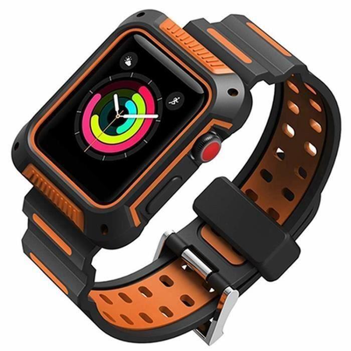 Bracelet de montre courroie bande gris pour TomTom Adventurer Golfer 2 Runner 2-3 Montre GPS Spark - Spark 3 A65930