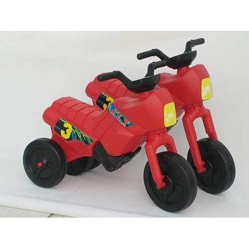 KIDDIE BIKE MAXI RED RIDE-ON TRIKE…