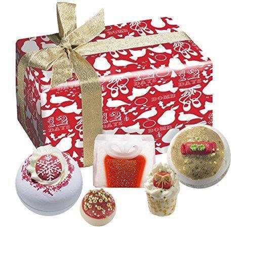 Christmas 2018 by Bomb Cosmetics Christmas Carol