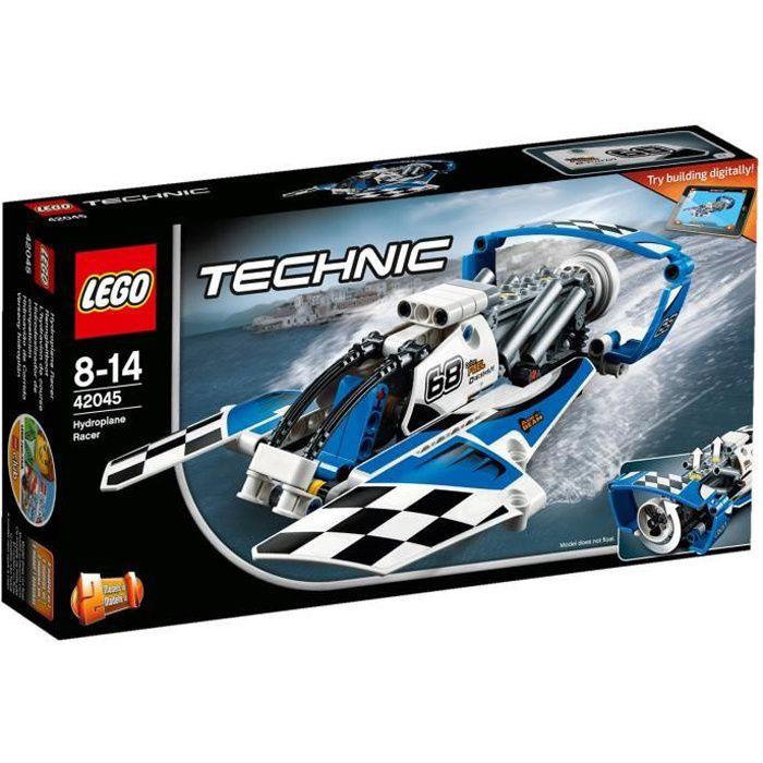 LEGO® Technic 42045 L'Hydravion De Course