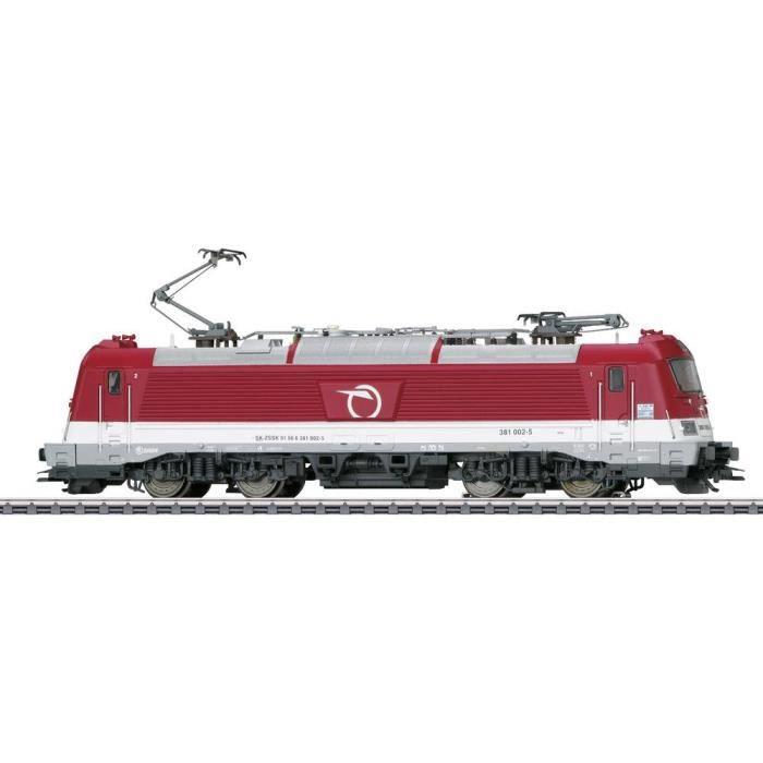 VEHICULE MINIATURE ASSEMBLE - ENGIN TERRESTRE MINIATURE ASSEMBLE - Locomotive électrique H0 Märklin 36204 1 pc(s)