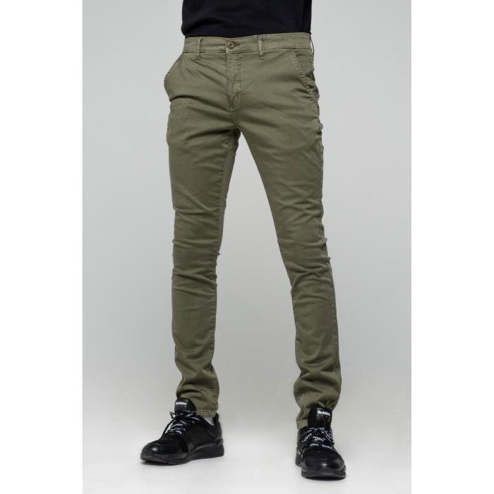 Jeans & Pantalons REDSKINS - Pantalon chino HELLO TALL