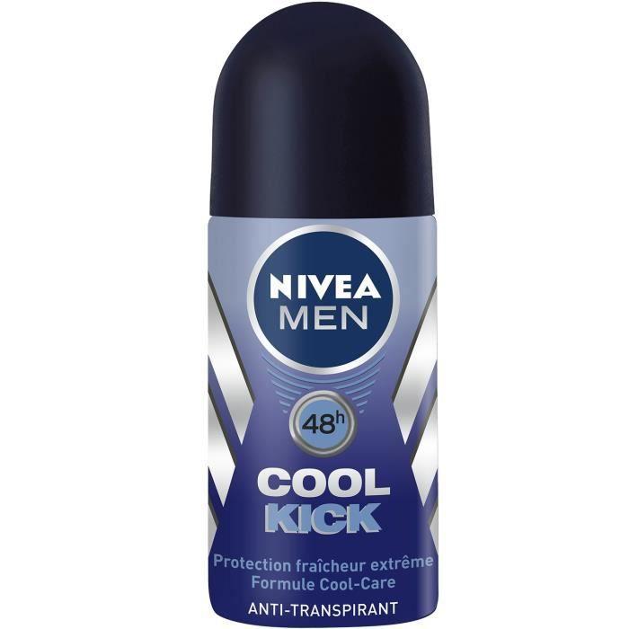 Déodorant bille homme cool kick 50 ml NIVEA MEN