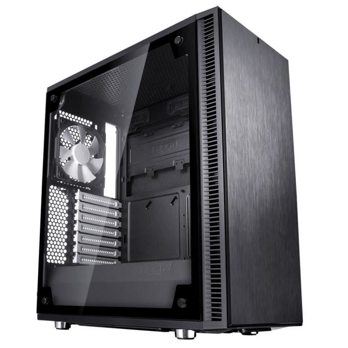 Pc Gamer avec Watercooling, Intel i9, Rtx 2070, 1To Ssd Nvme 970 Evo, 3To Hdd, 64Go Ram, sans Os. Ref: Ucm7987i8