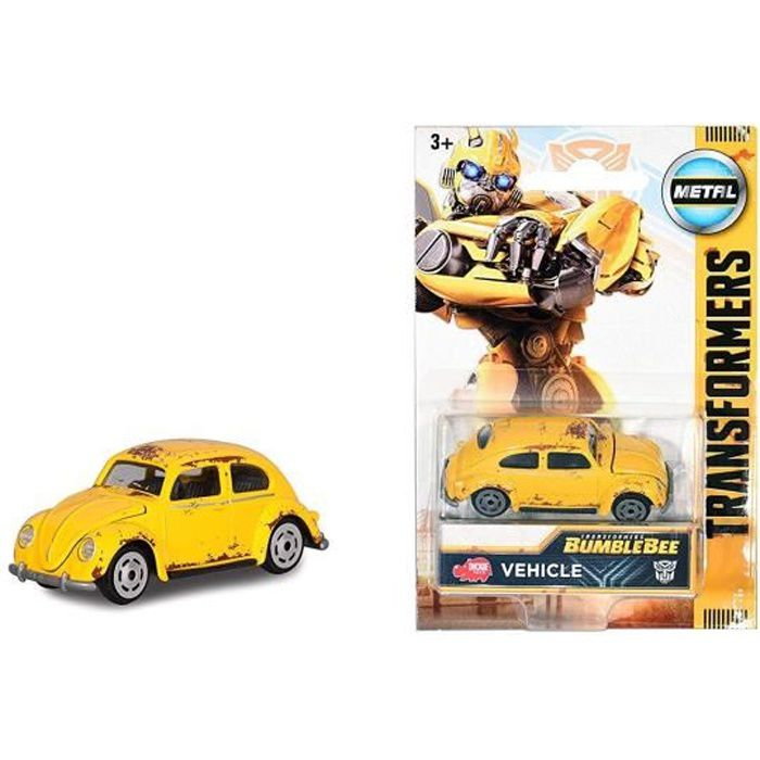TRANSFORMERS M6 Bumblebee X1 Blister